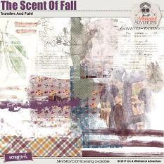 The Scent Of Fall Transfers by On A Whimsical Adventure