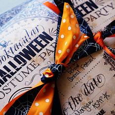 Hybrid project using Value Pack: A Spooktacular Halloween Party by On A Whimsical Adventure