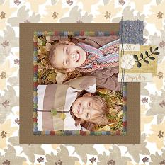 Together layout by Melissa Renfro