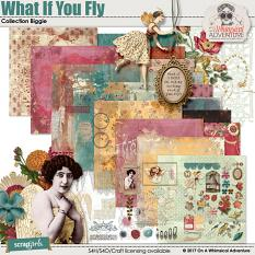 What If You Fly Collection Biggie by On A Whimsical Adventure