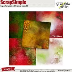 Scrap Simple Value Pack by Graphia Bella