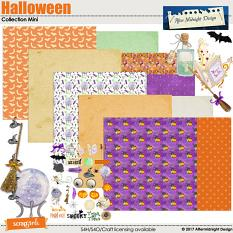 Halloween Collection Mini by Aftermidnight Design