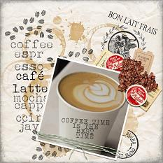 Layout VLL LO-web  using Coffee Break Collection