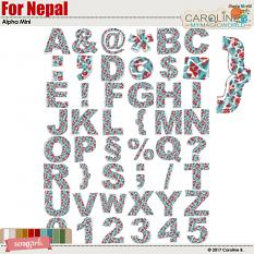 For Nepal Alpha Mini