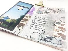 Hybrid layout using ScrapSimple Embellishment Templates: Whimsical Frames Vol3 by On A Whimsical Adventure