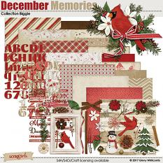 December Memories Collection Biggie