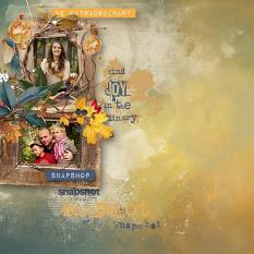 layout using Picture of the day Word Art and Word Tag by florju designs