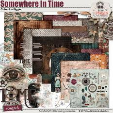 Somewhere In Time Collection Biggie by On A Whimsical Adventure