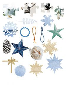 A touch of frost by Aftermidnight Design Embellishment Sheet 2