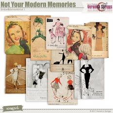 Not Your Modern Memories V1