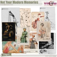 Not Your Modern Memories V2