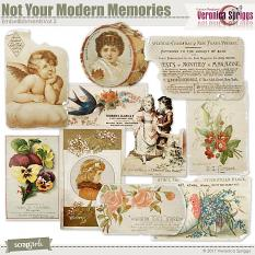 Not Your Modern Memories V3