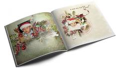 layout using Value Pack: Merry Christmas by florju designs
