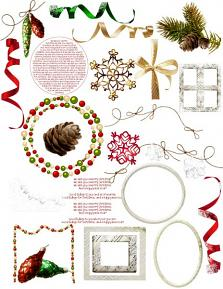 layout using  Merry Christmas Collection Biggie by florju designs