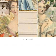 CD Sleeves Vol1 Music Fairies by On A Whimsical Adventure