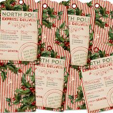 Gift Tags Vol6 by On A Whimsical Adventure