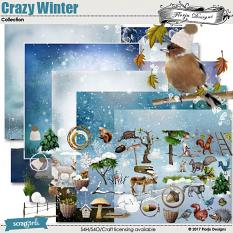 Crazy Winter Collection by florju designs