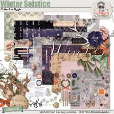 Winter Solstice Collection Biggie by On A Whimsical Adventure