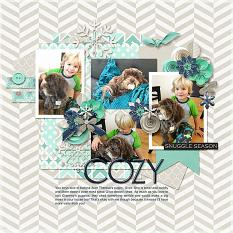 layout by Bea using Joy To The World by Dagi's Temp-tations