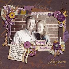 layout by Shauna using Joy To The World by Dagi's Temp-tations