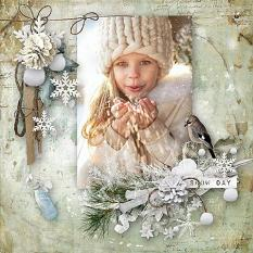 layout using Value Pack: Chilly Day by florju designs