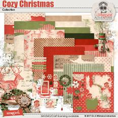 Cozy Christmas Collection by On A Whimsical Adventure
