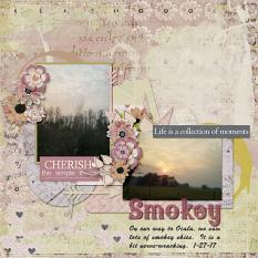 layout by Karen using Double Trouble 1 by Dagi's Temp-tations