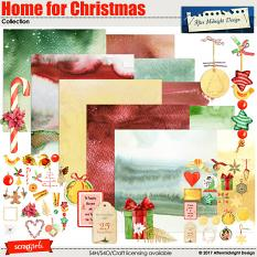 Home for Christmas by Aftermidnight Design