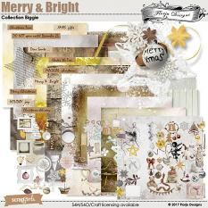 Merry and Bright Collection Biggie by florju designs