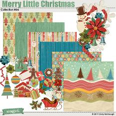 Merry Little Christmas Collection Mini By Cindy Rohrbough