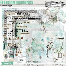 Freezing Memories Collection Biggie by florju designs
