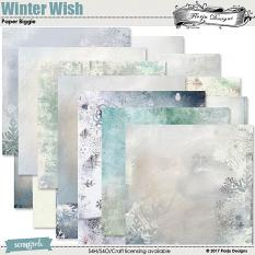 Winter Wish Collection by florju designs