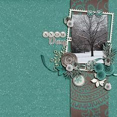 layout by Shauna using Onederful 3 by Dagi's Temp-tations