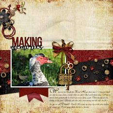 layout by Debby using Onederful 3 by Dagi's Temp-tations