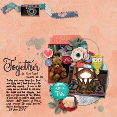 layout by Karen using Double Trouble 3 by Dagi's Temp-tations