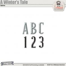 A Winter's Tale Alpha by On A Whimsical Adventure
