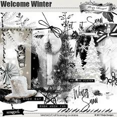 Welcome Winter Collection Biggie by florju designs