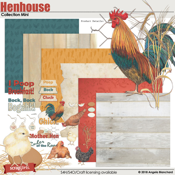 Henhouse Collection Mini