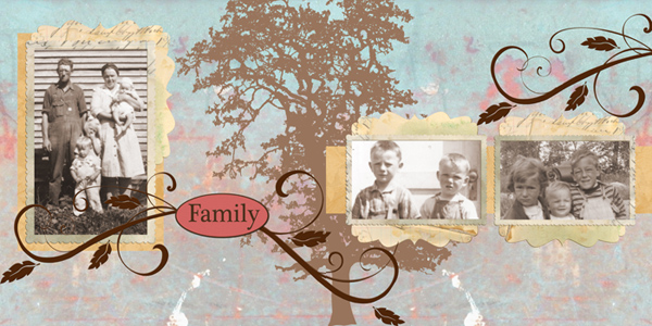 Layout by Angela Blanchard