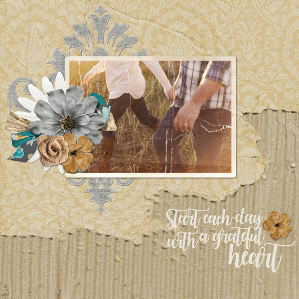Together layout using ScrapSimple Embellishment Templates: Capturing Moments - Frame