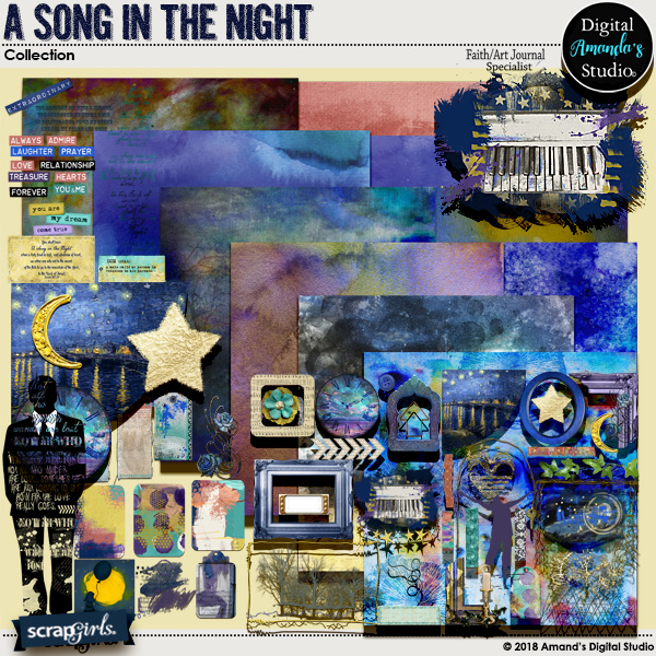 A Song in the Night Faith-spiration© Collection