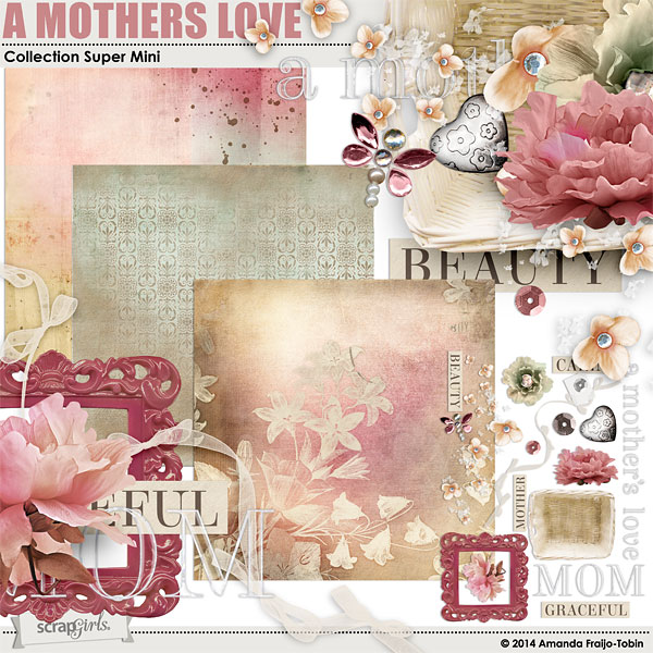 A Mother's Love Collection Super Mini