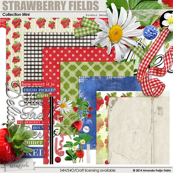 "Sold Separately <a href=""store.scrapgirls.com/strawberry-fields-collection-mini-p30994.php"">Strawberry Fields Collection</a>"