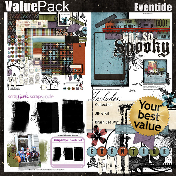 Value Pack: Eventide