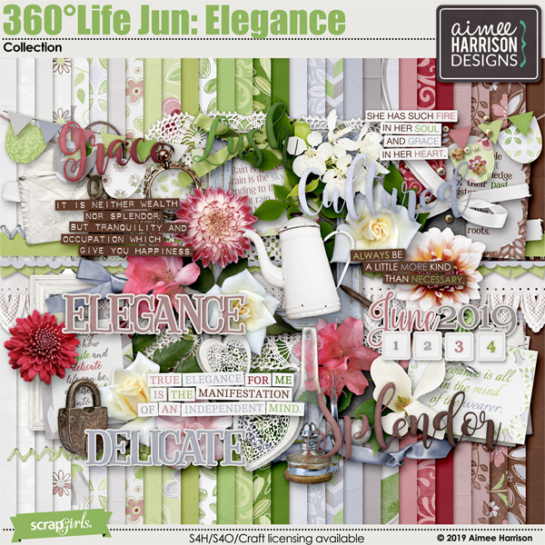 360°Life June: Elegance Collection