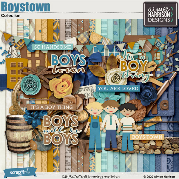 Boystown Collection
