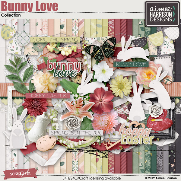 Bunny Love Collection