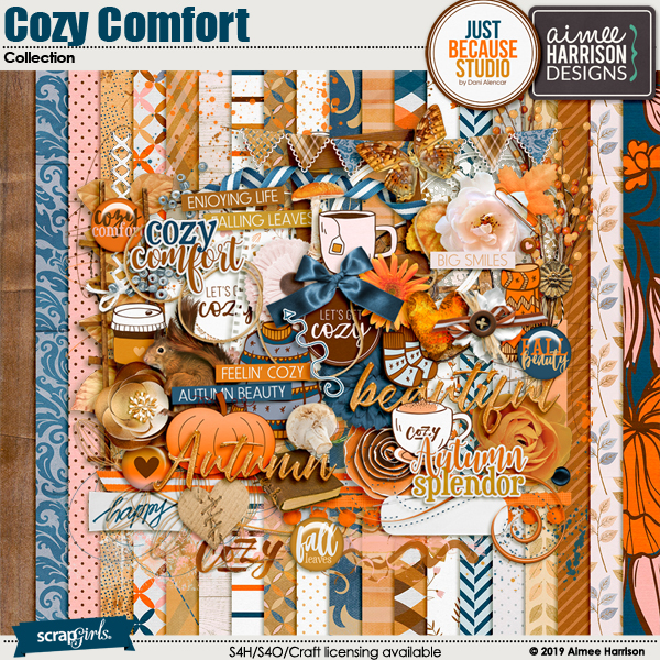 Cozy Comfort Collection