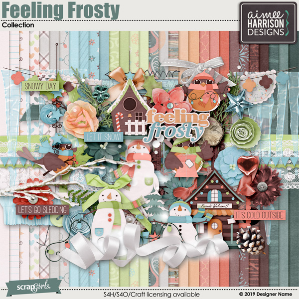 Feeling Frosty Collection