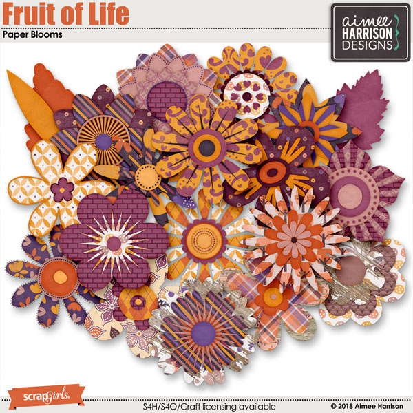Fruit of Life Blooms